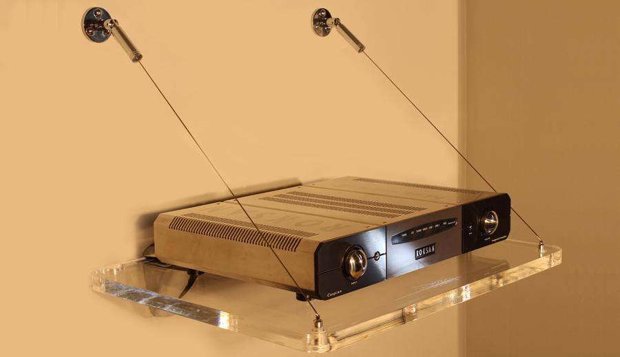 Audio Suspension Asu 100