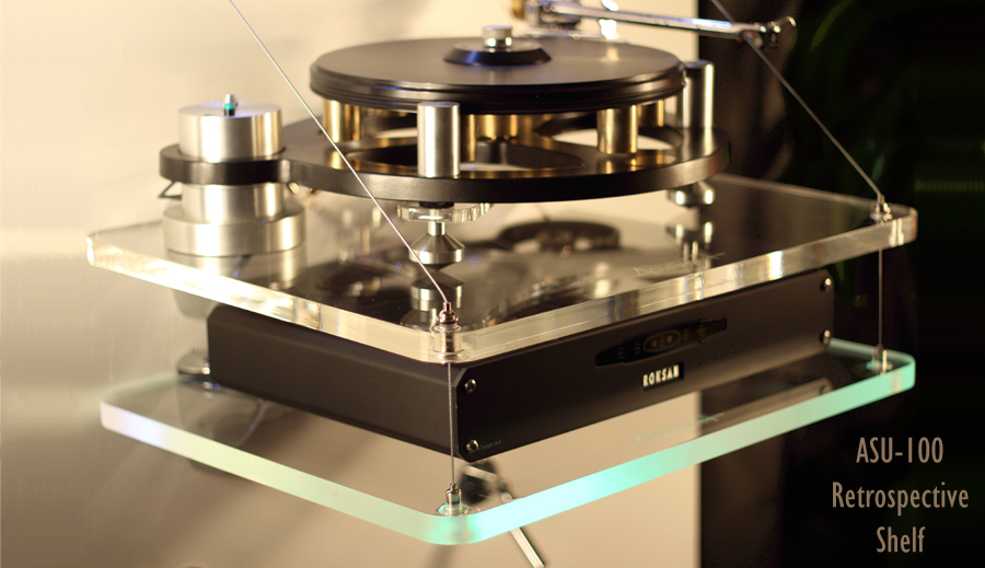 Asu 100 Retrospective Shelf Audio Suspension