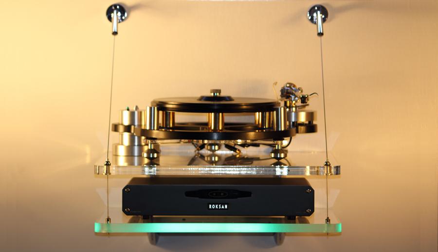 Audio Suspension Asu 100 Retrospective Shelf